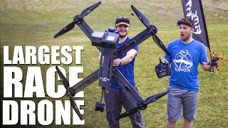 World's Largest Race Drone | Flite Test