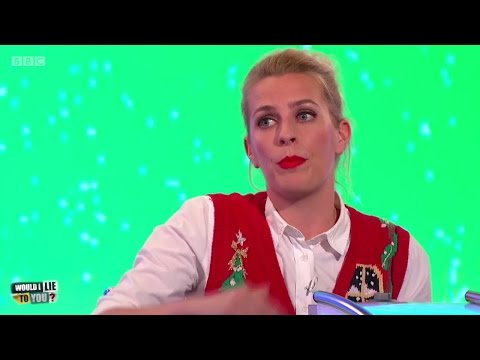 Sara Pascoe's Christmas - Would I Lie to You? [HD] [CC]