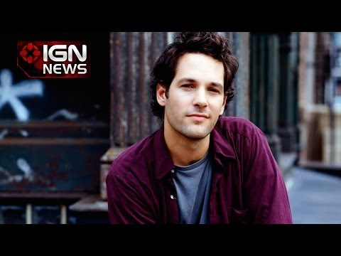 IGN News - Marvel Confirms Paul Rudd For Ant-Man - Smashpipe Film