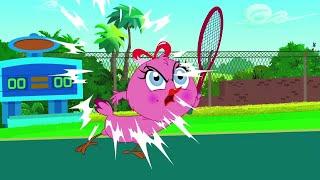 Eena Meena Deeka | The Tennis Match | Funny Cartoon Compilation | Videos For Kids