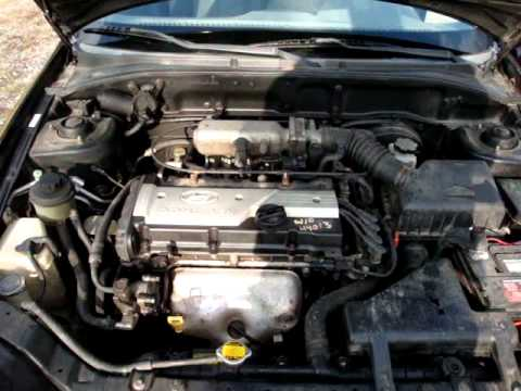2004 Hyundai Accent Engine Noise Youtube