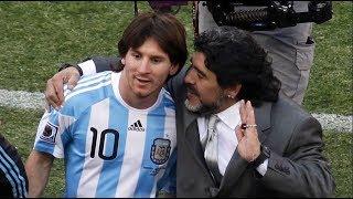 ¡Maradona reventó a Messi en La Última Palabra!
