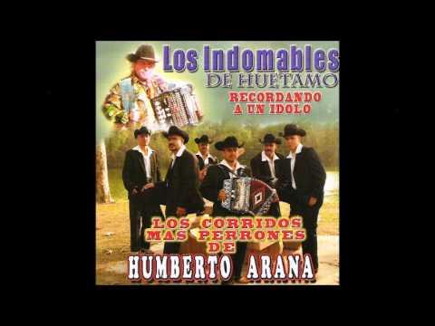 La Muerte de Humberto Arana - Los Indomables de Huetamo