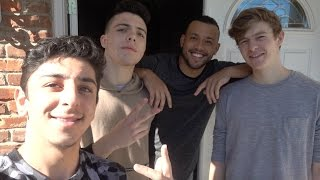 I'M AT THE FAZE HOUSE | FaZe Rug
