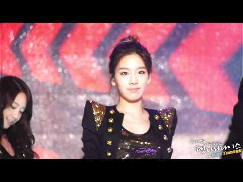 2011/10/17 KBS Joy BIG 콘서트 태연 - RDR 직캠 by DaftTaengk