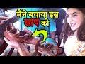 Bollywood actress Jacqueline Fernandez holds poisonous snake