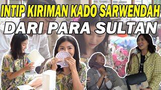 The Onsu Family - Ada Parfum Mahal dari SULTAN. Betrand Semprot ke Thania WANGI SERUANGAN!