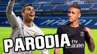 Canción Real Madrid vs PSG 3-1 (Parodia Enrique Iglesias ft. Bad Bunny - EL BAÑO)