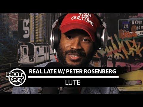 Rosenberg Interviews.... Dreamville's Lute !!!