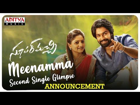 Glimpse of second single 'Meenamma' from Super Machi ft. Kalyaan Dhev, Rachita Ram