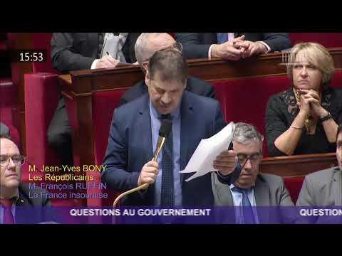 M. Jean-Yves Bony - Personnes en situation de handicap et ESAT