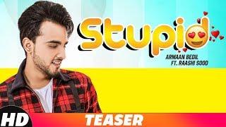 Stupid – Teaser – Armaan Bedi