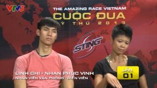 Cuộc Đua Kỳ Thú 2013 - Tập 9 (FULL HD) 20/09/2013