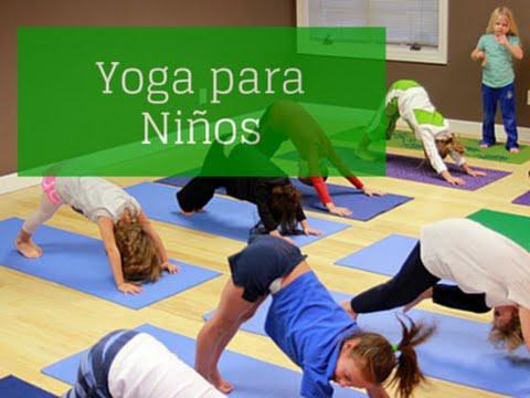 Yoga para Niños en español