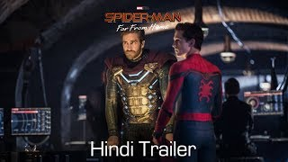 SPIDER-MAN: FAR FROM HOME - Official Trailer | Hindi | In Cinemas July 5
