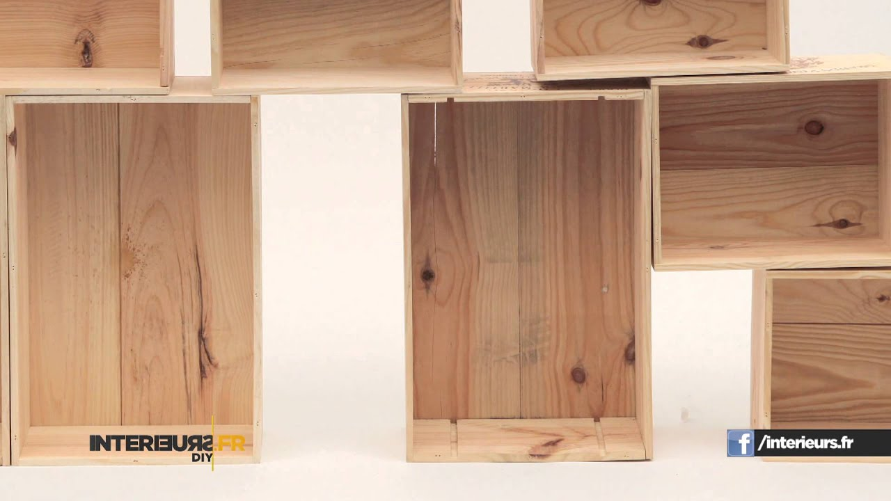 diy comment fabriquer vos tag res youtube. Black Bedroom Furniture Sets. Home Design Ideas