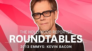 Kevin Bacon, Dennis Quaid and more Drama Actors on THR's Roundtable | Emmys 2013