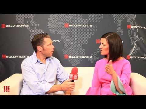 Sarah Personette, Vice President, Global Business Marketing, Facebook - Loeries 2016