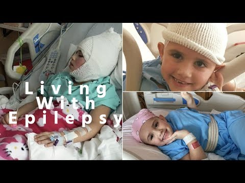 Living With Epilepsy | Hailey's Epilepsy Surgery Story