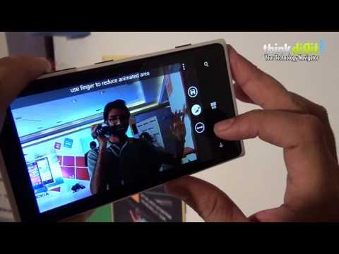 Nokia Lumia 920   Camera performance and features