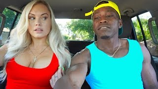 HIDDEN CAMERA in my GIRLFRIENDS CAR FOR 24 HOURS (shows her with personal trainer)