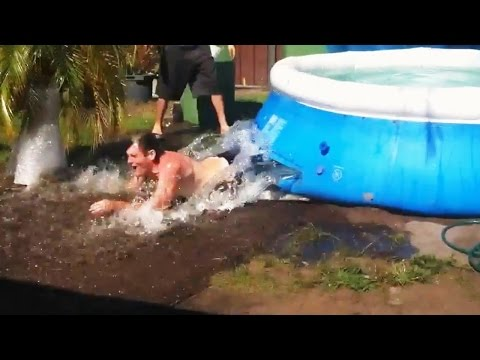 Swimming Pool Destruction Compilation 2017 [NEW]