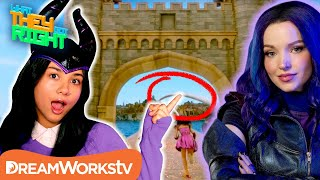 Descendants Final Scene Explained?! | WHAT THEY GOT RIGHT