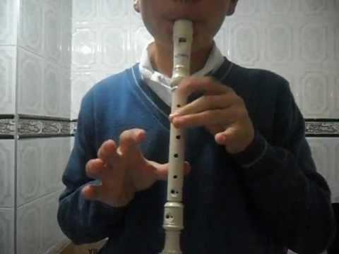 La Piragua En Flauta La Original,la mejor, CON NOTAS INCLUIDAS