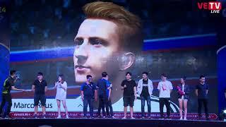 Cris, Vinh Râu, Pew Pew và hàng loạt streamer nổi tiếng cực lầy [Siêu Offline FIFA Online 4]
