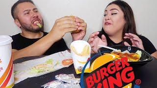 Burger King MUKBANG w/ Steven Sushi   Hilarious