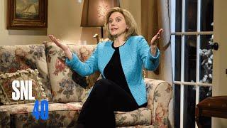 Hillary Clinton Cold Open - SNL