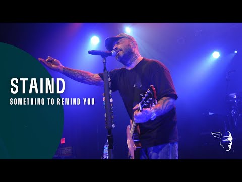 Staind - Something To Remind You (Live At Mohegan Sun) ~ 1080p HD