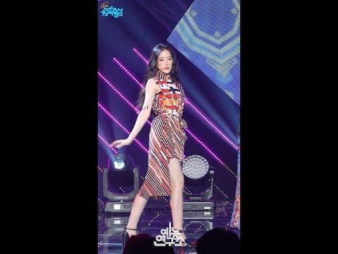 [예능연구소 직캠] (여자)아이들 한(一) 슈화 Focused @쇼!음악중심_20180818 HANN (G)I-DLE SHUHWA