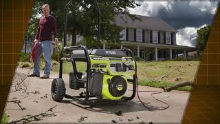Video: 2300 WATT BLUETOOTH INVERTER GENERATOR