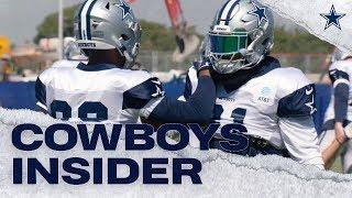 Tony Pollard & Ezekiel Elliott's Special Bond | Cowboys Insider