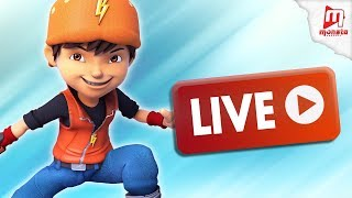 🔴 Monsta TV LIVE 24/7! - (BoBoiBoy Galaxy Season 1) - SUBSCRIBE FOR MORE!