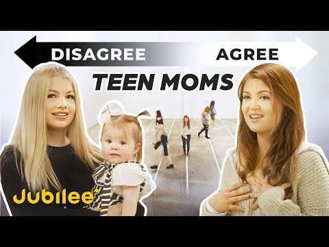 Do All Teen Moms Think the Same?