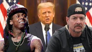 Trump Pardons Lil Wayne But Not Joe Exotic in Final Act as President