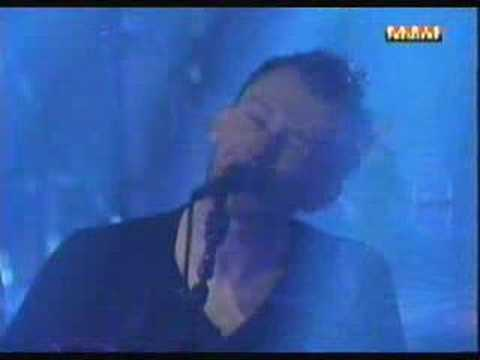 Radiohead No Surprises live (high audio quality)