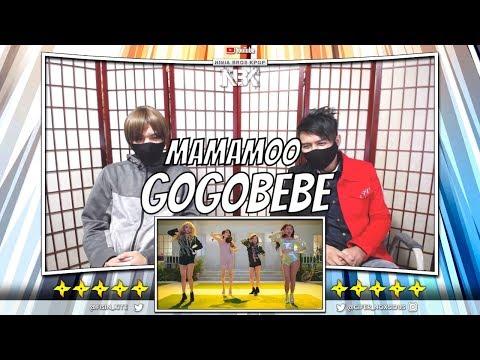 MAMAMOO (마마무) _ gogobebe (고고베베) MV | [ NINJA BROS Reaction / Review ]