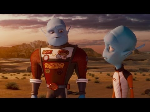 'Escape from Planet Earth' Trailer