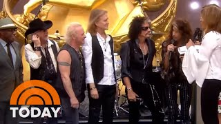 Aerosmith Reveals What To Expect Of Anticipated Las Vegas Residency | TODAY