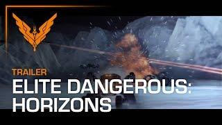 Elite Dangerous: Horizons Megjelenés Trailer