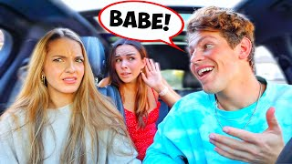 "CALLING MY EX ""BABE"" PRANK! (bad idea)"