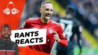 Franck Ribery | RANTS REACTS