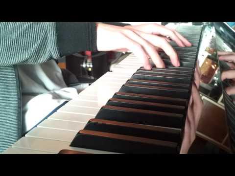 王力宏 - 唯一 (流行鋼琴即興彈奏法)
