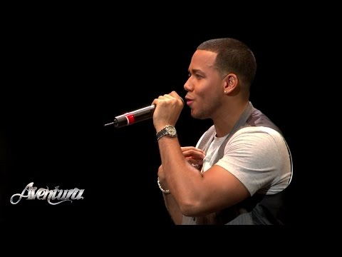 Aventura - Todavía (Sold Out At Madison Square Garden)