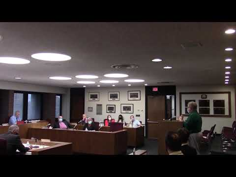 Clinton County Legislature Meeting  9-8-21