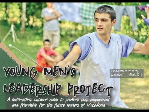 Young Men's Leadership Project 2014