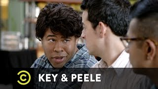 Key & Peele - Awkward Conversation